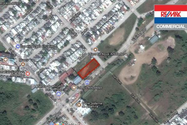 Foto de terreno comercial en renta en vialidad pd , arboledas, altamira, tamaulipas, 3727561 No. 03