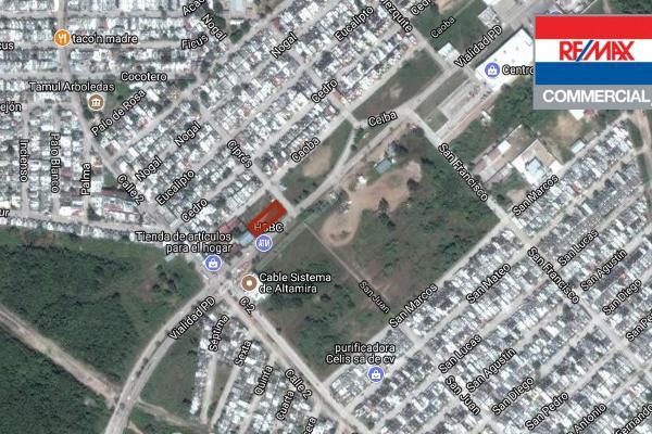 Foto de terreno comercial en renta en vialidad pd , arboledas, altamira, tamaulipas, 3727561 No. 04