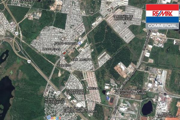 Foto de terreno comercial en renta en vialidad pd , arboledas, altamira, tamaulipas, 3727561 No. 06