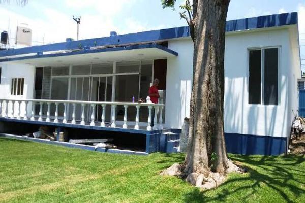 Foto de casa en renta en  , vicente estrada cajigal, cuernavaca, morelos, 0 No. 01