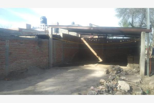 Foto de terreno habitacional en venta en vicente guerrero 10, los caños, aguascalientes, aguascalientes, 11432479 No. 11