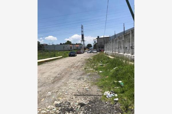 Foto de terreno habitacional en venta en vicente guerrero 100, comisión federal de electricidad, toluca, méxico, 5930216 No. 03