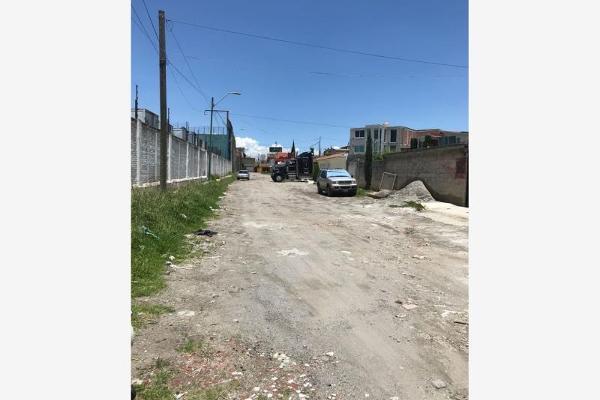 Foto de terreno habitacional en venta en vicente guerrero 100, comisión federal de electricidad, toluca, méxico, 5930216 No. 04