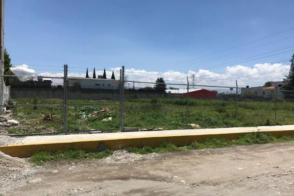 Foto de terreno habitacional en venta en vicente guerrero 100, comisión federal de electricidad, toluca, méxico, 5930216 No. 05