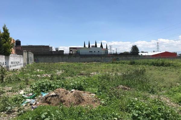 Foto de terreno habitacional en venta en vicente guerrero 100, comisión federal de electricidad, toluca, méxico, 5930216 No. 06