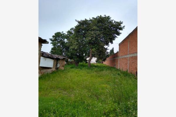 Foto de terreno habitacional en venta en vicente guerrero 102, san cristóbal tepontla, san pedro cholula, puebla, 8148137 No. 01