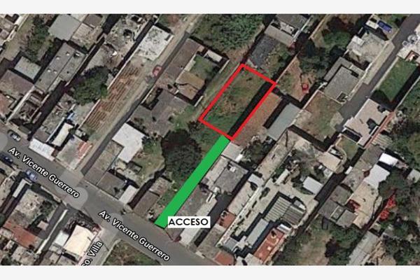 Foto de terreno habitacional en venta en vicente guerrero 102, san cristóbal tepontla, san pedro cholula, puebla, 8148137 No. 02