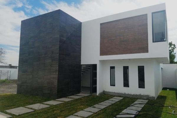 Foto de casa en venta en  , paraíso, cuautla, morelos, 8850901 No. 01