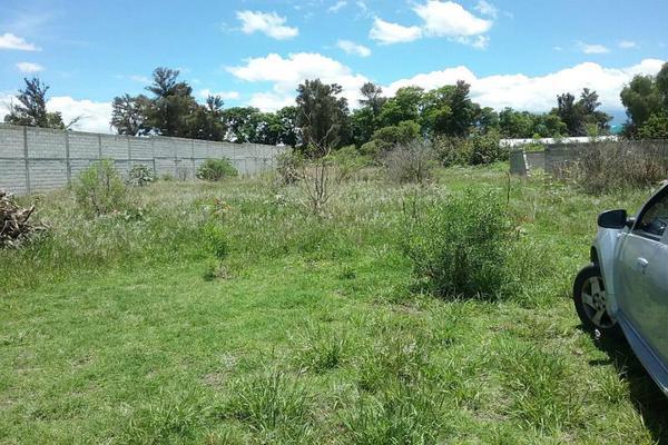 Foto de terreno habitacional en venta en vicente guerrero 9, san diego acapulco, atlixco, puebla, 5906815 No. 09