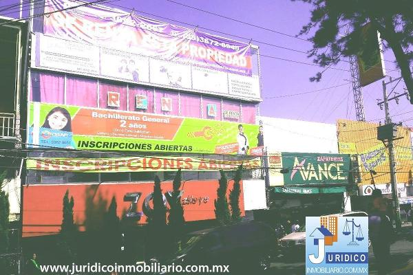 Foto de edificio en renta en vicente guerrero , chalco de díaz covarrubias centro, chalco, méxico, 6191238 No. 01