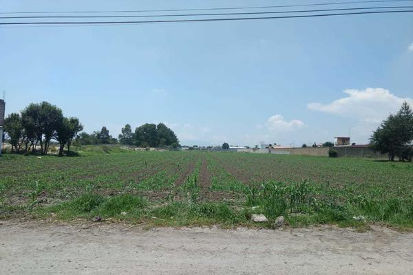Foto de terreno habitacional en venta en vicente guerrero , lázaro cárdenas, metepec, méxico, 5870985 No. 03