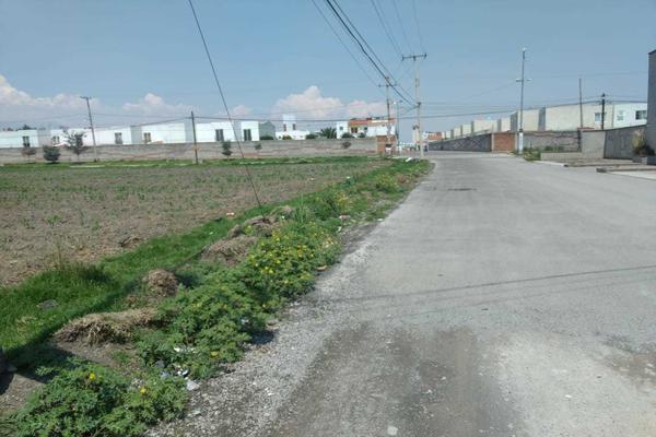 Foto de terreno habitacional en venta en vicente guerrero , lázaro cárdenas, metepec, méxico, 5870985 No. 04
