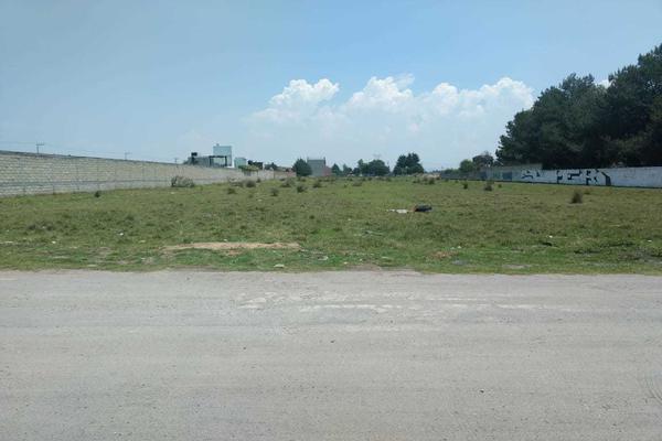 Foto de terreno habitacional en venta en vicente guerrero , lázaro cárdenas, metepec, méxico, 5870985 No. 05
