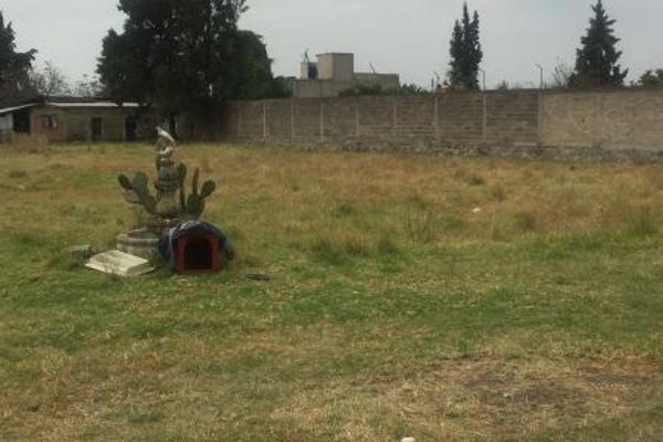 Foto de terreno habitacional en venta en vicente guerrero , san marcos huixtoco, chalco, méxico, 3348933 No. 05