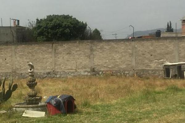 Foto de terreno habitacional en venta en vicente guerrero , san marcos huixtoco, chalco, méxico, 3348933 No. 07