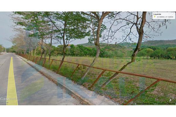 Foto de terreno habitacional en venta en  , vicente herrera, poza rica de hidalgo, veracruz de ignacio de la llave, 5830746 No. 07