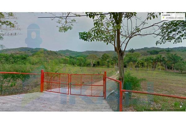Foto de terreno habitacional en venta en  , vicente herrera, poza rica de hidalgo, veracruz de ignacio de la llave, 5830746 No. 08