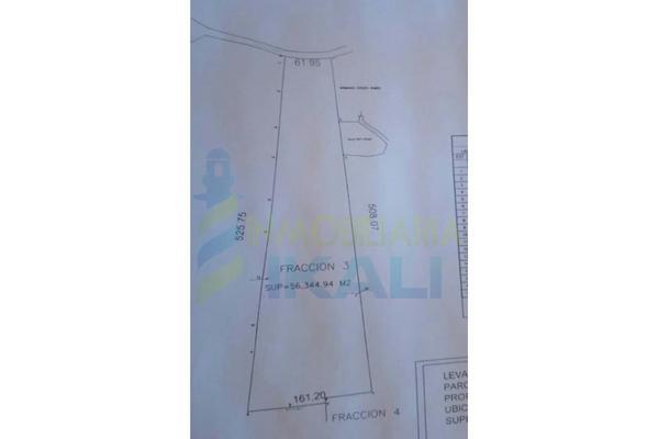 Foto de terreno habitacional en venta en  , vicente herrera, poza rica de hidalgo, veracruz de ignacio de la llave, 5830746 No. 12
