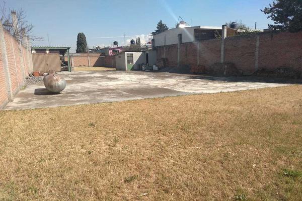 Foto de terreno habitacional en venta en vicente villada oriente , san lorenzo tepaltitlán centro, toluca, méxico, 12183794 No. 03