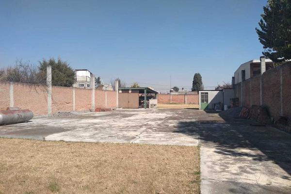 Foto de terreno habitacional en venta en vicente villada oriente , san lorenzo tepaltitlán centro, toluca, méxico, 12183794 No. 06