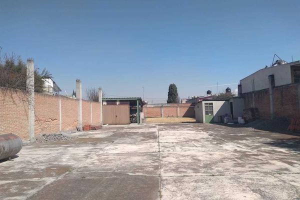 Foto de terreno habitacional en venta en vicente villada oriente , san lorenzo tepaltitlán centro, toluca, méxico, 12183794 No. 07