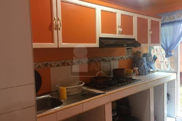 Foto de casa en venta en vicente villada , san josé mezapa sección dos, tianguistenco, méxico, 5920126 No. 05