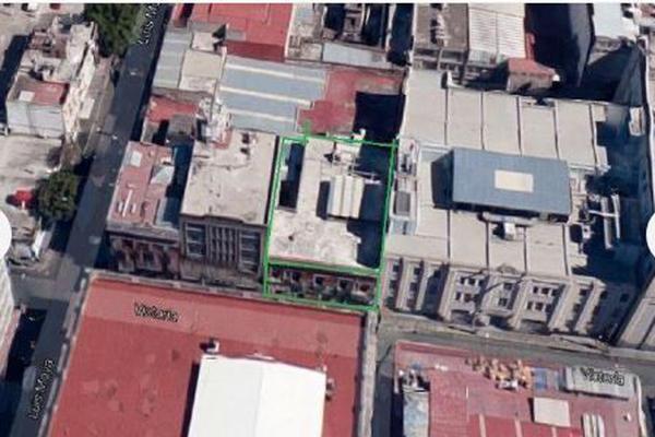 Foto de terreno habitacional en venta en victoria , centro (área 4), cuauhtémoc, df / cdmx, 9187259 No. 01