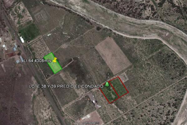 Foto de terreno habitacional en venta en l 64 , labor de guadalupe, durango, durango, 2724848 No. 01