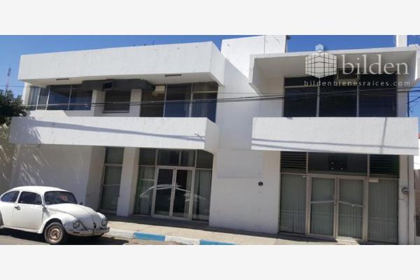 Foto de edificio en renta en  , victoria de durango centro, durango, durango, 9236326 No. 01