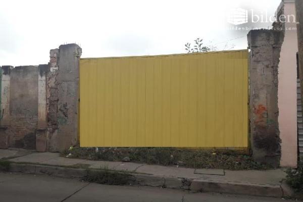 Foto de terreno habitacional en venta en  , victoria de durango centro, durango, durango, 9919148 No. 01
