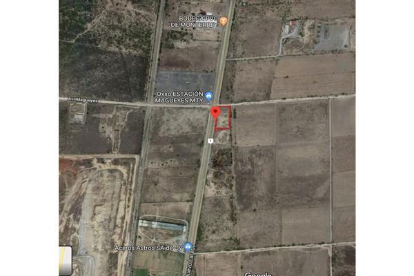 Foto de terreno habitacional en renta en  , victoria, monterrey, nuevo león, 10032339 No. 02