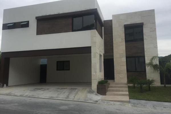 Foto de casa en venta en  , vidriera monterrey sa, monterrey, nuevo león, 5430643 No. 01