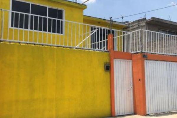 Foto de casa en venta en  , viento nuevo, ecatepec de morelos, méxico, 8317502 No. 01