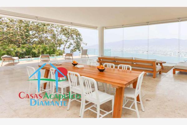 Foto de casa en renta en vientos cardinales 10, club residencial las brisas, acapulco de juárez, guerrero, 20415924 No. 01