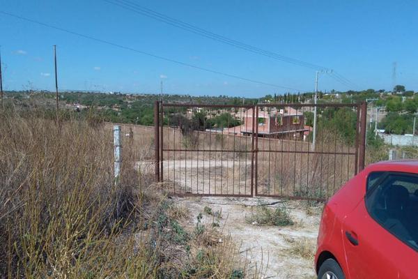 Foto de terreno habitacional en venta en villa campestre san josé del monte , villa campestre san josé del monte, aguascalientes, aguascalientes, 8186958 No. 04