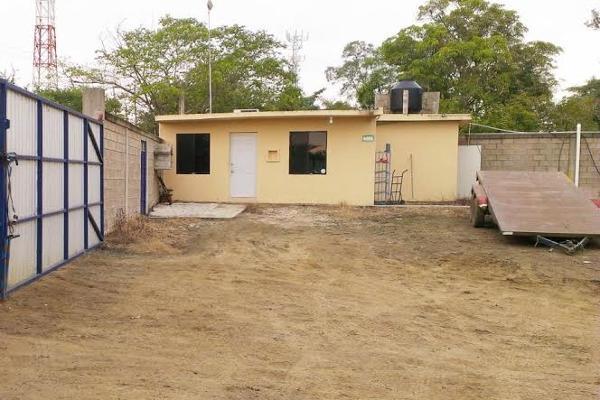 Foto de nave industrial en renta en  , villa cuauhtémoc, altamira, tamaulipas, 941739 No. 01