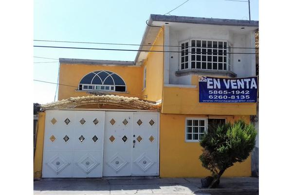 Foto de casa en venta en  , villa de las flores 1a sección (unidad coacalco), coacalco de berriozábal, méxico, 9307859 No. 01