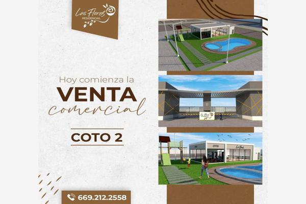 Foto de terreno habitacional en venta en  , villa de las flores, mazatlán, sinaloa, 20167963 No. 02