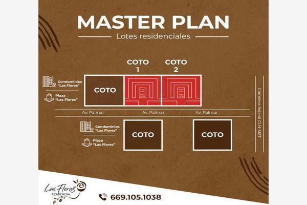 Foto de terreno habitacional en venta en  , villa de las flores, mazatlán, sinaloa, 20167963 No. 09