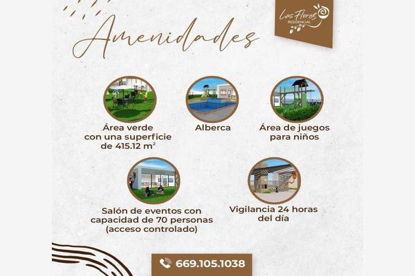 Foto de terreno habitacional en venta en  , villa de las flores, mazatlán, sinaloa, 20167963 No. 10