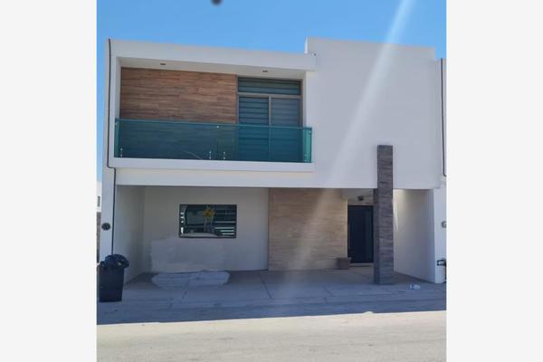Foto de casa en venta en villa de las palmas 0, palma real, torreón, coahuila de zaragoza, 19614871 No. 01