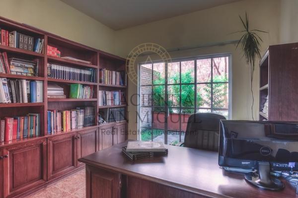 Foto de casa en venta en  , villa de los frailes, san miguel de allende, guanajuato, 5666303 No. 07
