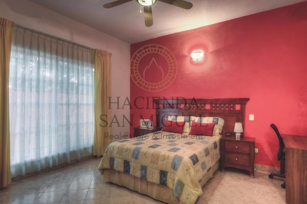 Foto de casa en venta en  , villa de los frailes, san miguel de allende, guanajuato, 5666303 No. 08