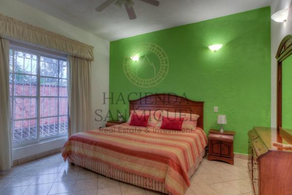 Foto de casa en venta en  , villa de los frailes, san miguel de allende, guanajuato, 5666303 No. 09