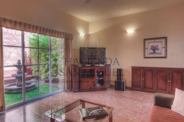 Foto de casa en venta en  , villa de los frailes, san miguel de allende, guanajuato, 5666303 No. 12