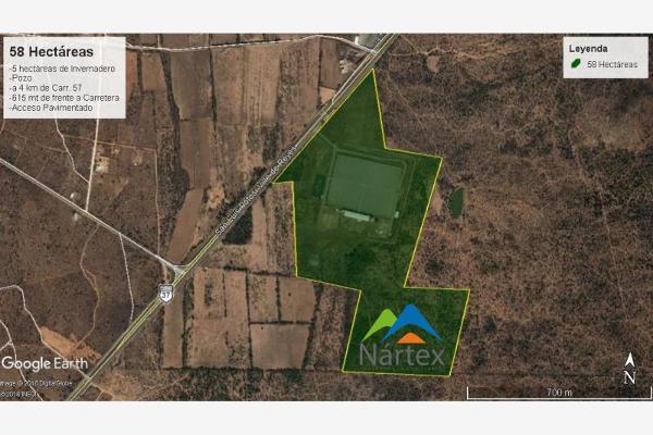 Foto de terreno industrial en venta en  , villa de reyes, villa de reyes, san luis potosí, 6199954 No. 01