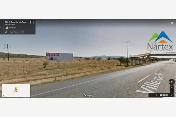 Foto de terreno industrial en venta en  , villa de reyes, villa de reyes, san luis potosí, 6199954 No. 02