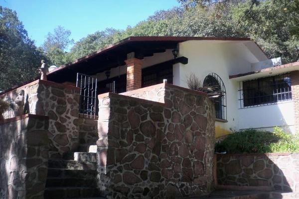 Foto de casa en venta en  , villa del actor, villa del carbón, méxico, 5424008 No. 01