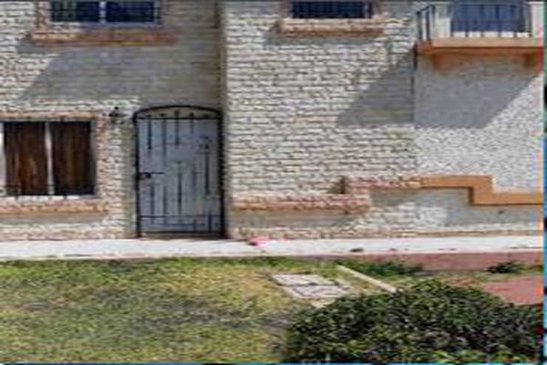 Foto de casa en venta en  , villa del real, tecámac, méxico, 12827423 No. 01