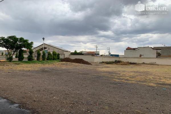 Foto de terreno comercial en venta en villa dorada 100, residencial villa dorada, durango, durango, 17640487 No. 03